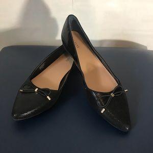 Alfani Black Flats
